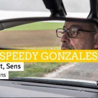 """""""Dr Speedy Gonzales"""""""